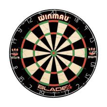 Winmau Blade 4 Professional Level Dartboard